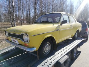 1974 Ford Escort MK1 1.3 Automatic SOLD