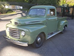 1950 Ford F1 Pickup For Sale by Auction