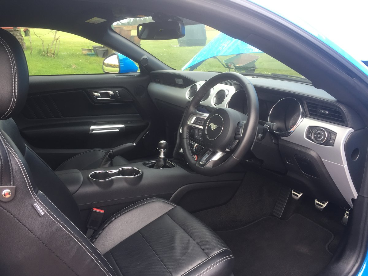 2018 5.0 GT coupe For Sale (picture 4 of 6)