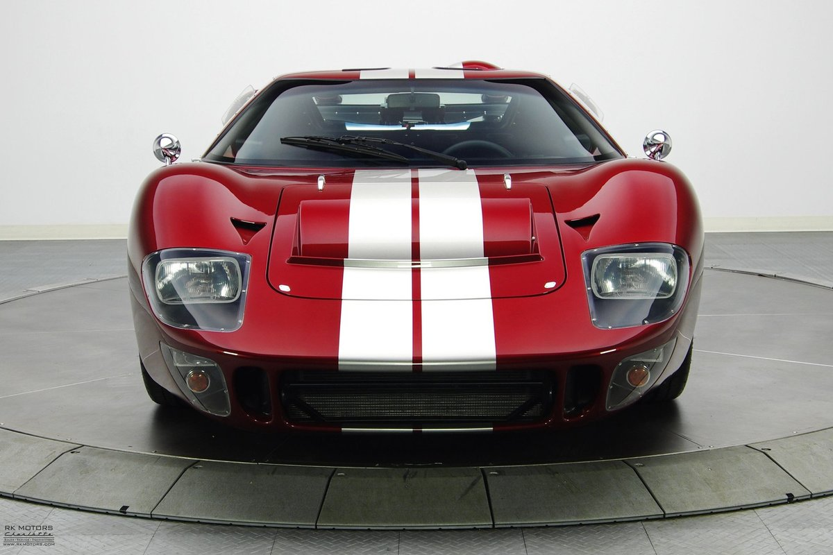 2008 Superformance GT40 Mk II - GS CARS For Sale (picture 1 of 5)