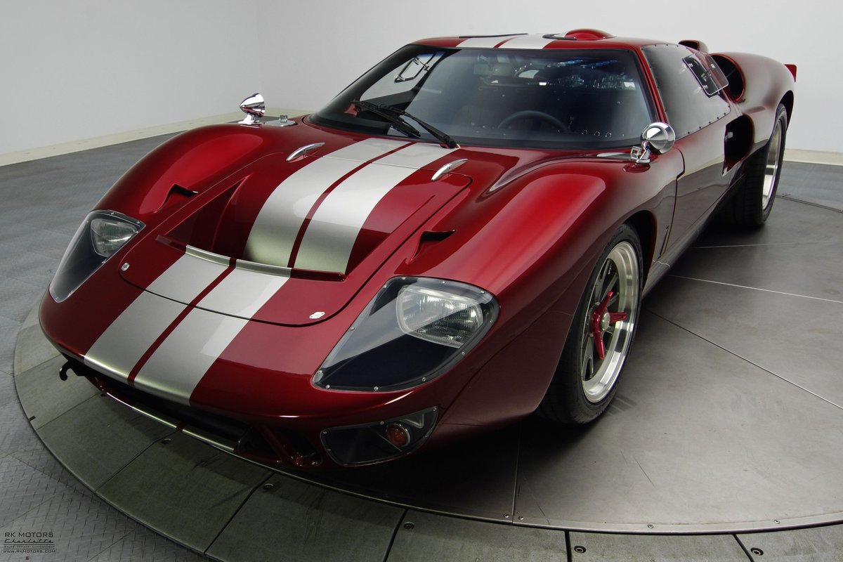 2008 Superformance GT40 Mk II - GS CARS For Sale (picture 2 of 5)