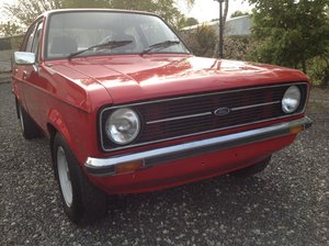 Ford escort mk 2 one owner from new poss p/x