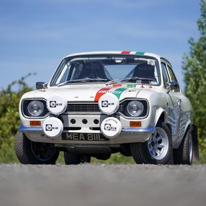 1972 Ford Escort RS 2000 MK 1 Rally Specification PRISTINE CONDIT