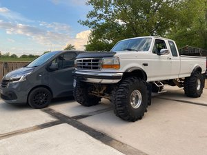 Picture of 1992 FORD F 250 XLT MONSTER TRUCK PICK UP MINT! PX MUSTANG CHEVY  For Sale
