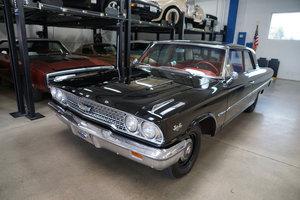 1963 Ford Galaxie 2 Dr 427 Dual Quads V8 4 spd  For Sale