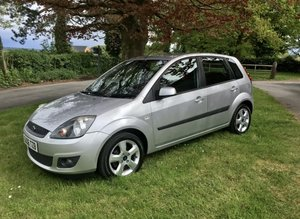 Ford Fiesta 1.4 freedom climate