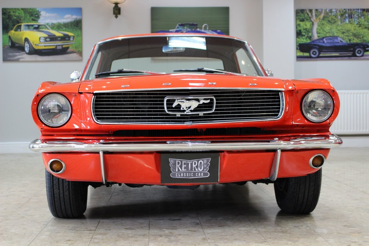 1966 Ford Mustang Coupe 289 V8 | 66,000 Miles Huge History SOLD (picture 4 of 10)