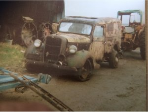 Where is this van V8 1937 s/v