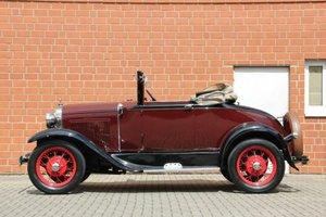 Ford Model A Cabrio, 1930, 24.900,- Euro