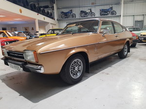 1976  Ford Capri 2.0 Ghia Automatic