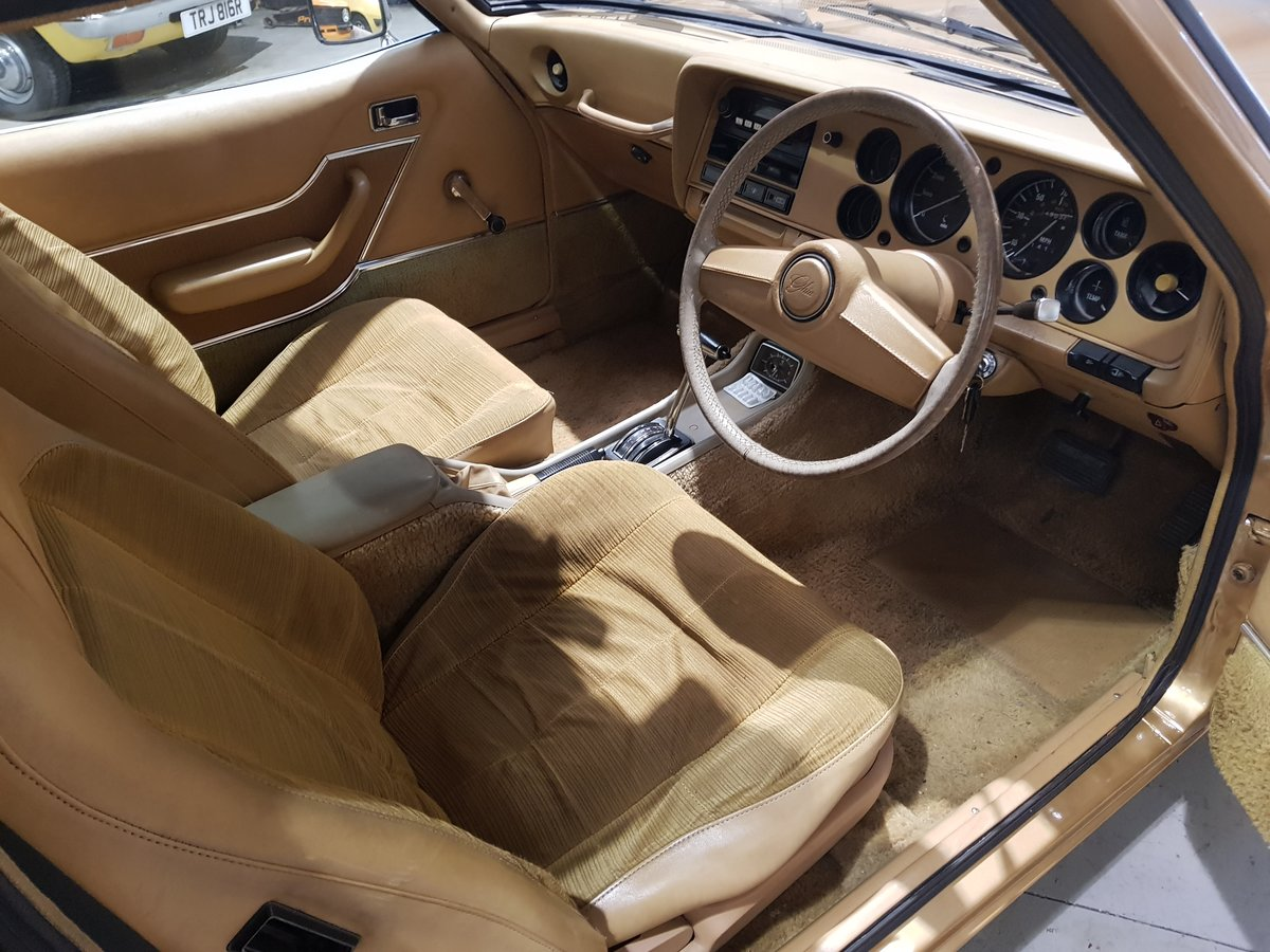 1976 Ford Capri 2.0 Ghia Automatic For Sale (picture 5 of 6)