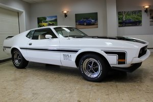 1972 Ford Mustang Mach 1 351 V8 Fastback | Huge Upgrades  For Sale