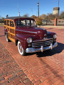 1947 Ford Woody Wagon For Sale