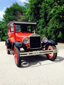 Picture of 1926 Ford Model T 2DR Sedan For Sale