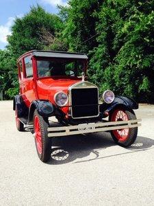 1926 Ford Model T 2DR Sedan For Sale