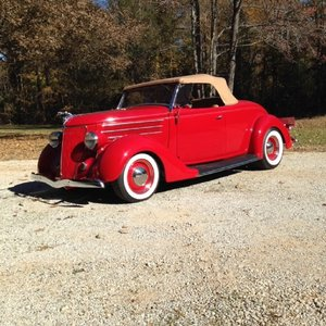 Picture of 1936  Ford Roadster