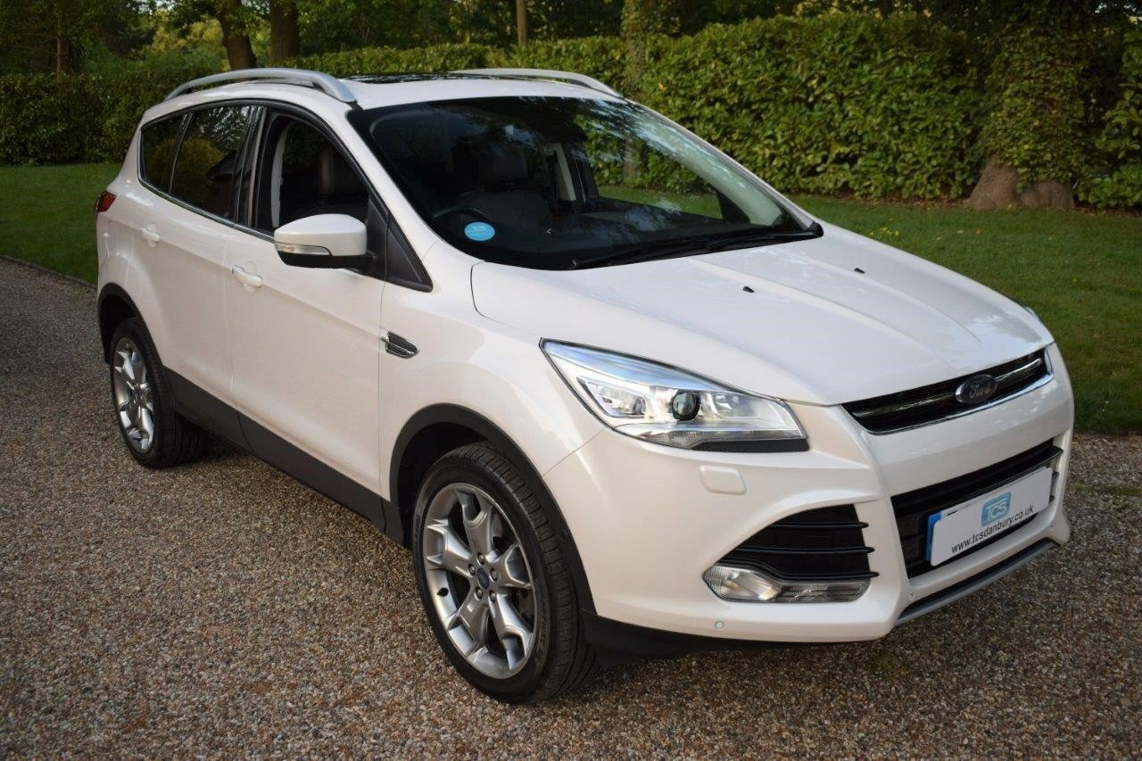 2016 £33k high spec Ford Kuga AWD Automatic  SOLD (picture 1 of 6)