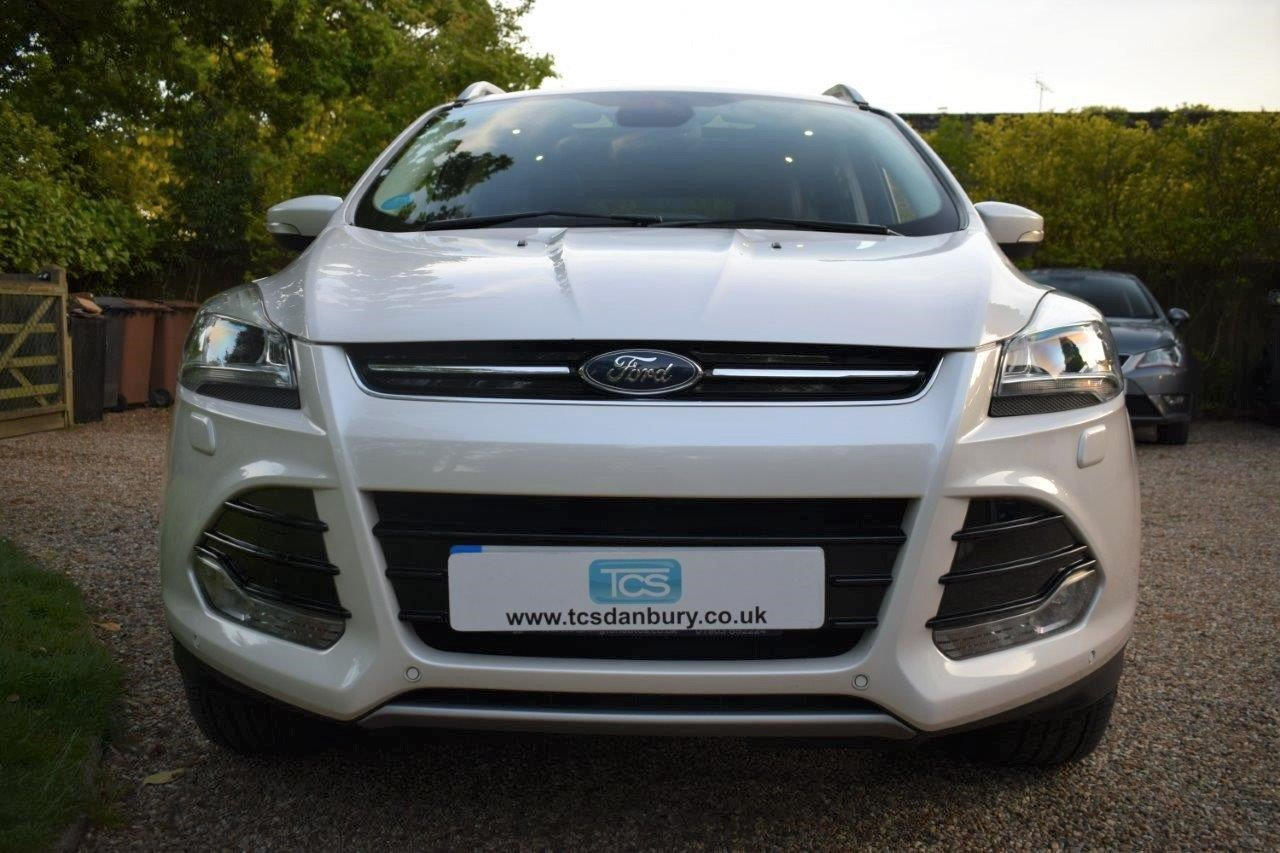 2016 £33k high spec Ford Kuga AWD Automatic  SOLD (picture 4 of 6)
