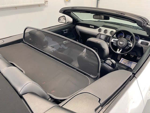 2017 Ford Mustang Convertible SOLD (picture 4 of 6)