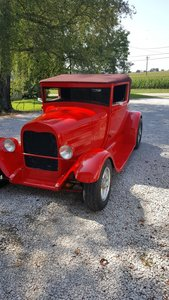 1929 Ford Model A Cabriolet (Fairview, KY) $39,900 obo