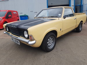 1975 Ford Cortina 1.6 Mk3 Pickup - Genuine Ford Built For Sale