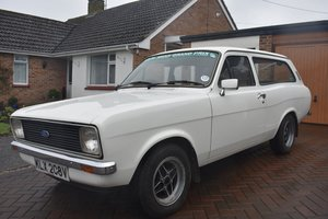 1980 1979 Ford Escort estate 30/5/20 SOLD by Auction