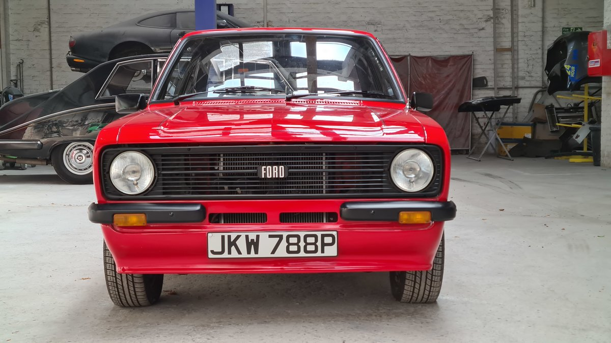 1975 Ford Escort Mexico (MK2) Recreation SOLD (picture 1 of 19)