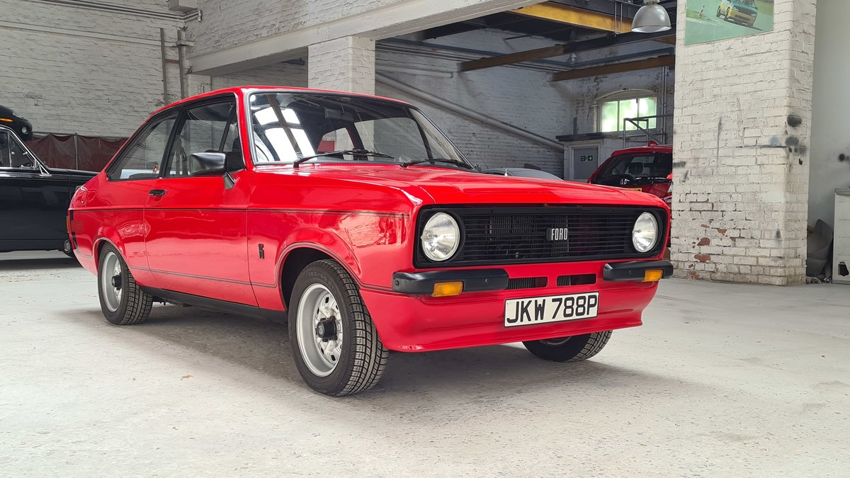 1975 Ford Escort Mexico (MK2) Recreation SOLD (picture 2 of 19)