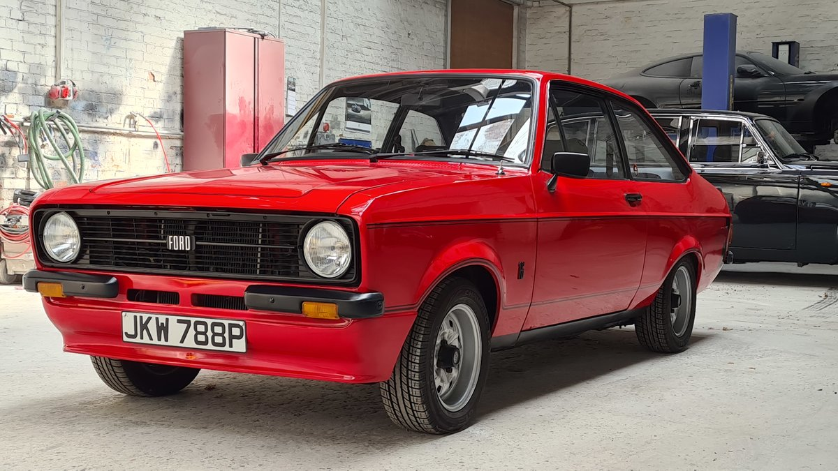 1975 Ford Escort Mexico (MK2) Recreation SOLD (picture 3 of 19)