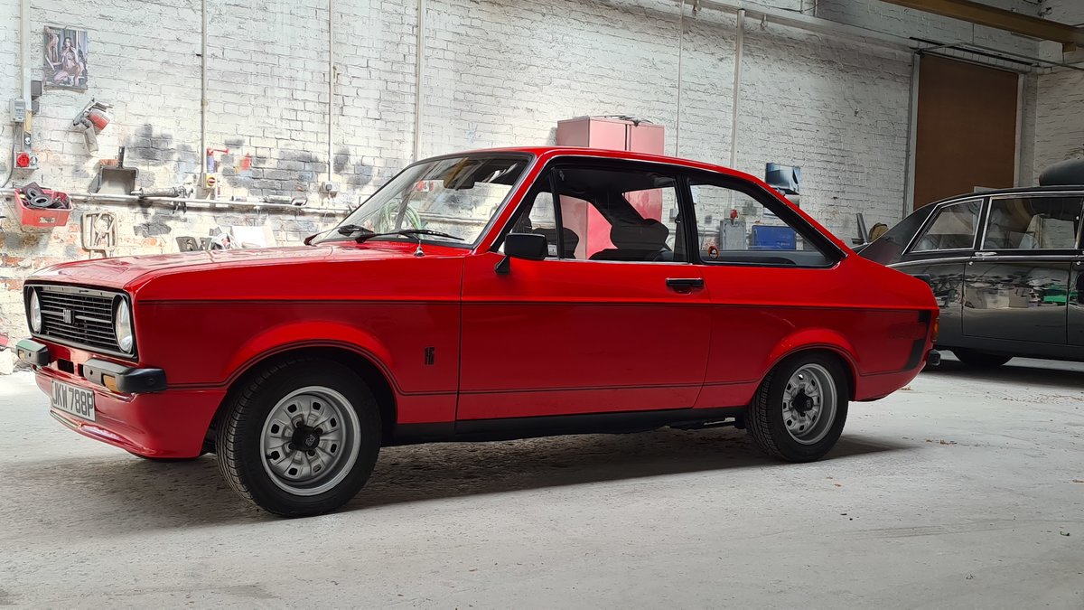 1975 Ford Escort Mexico (MK2) Recreation SOLD (picture 4 of 19)