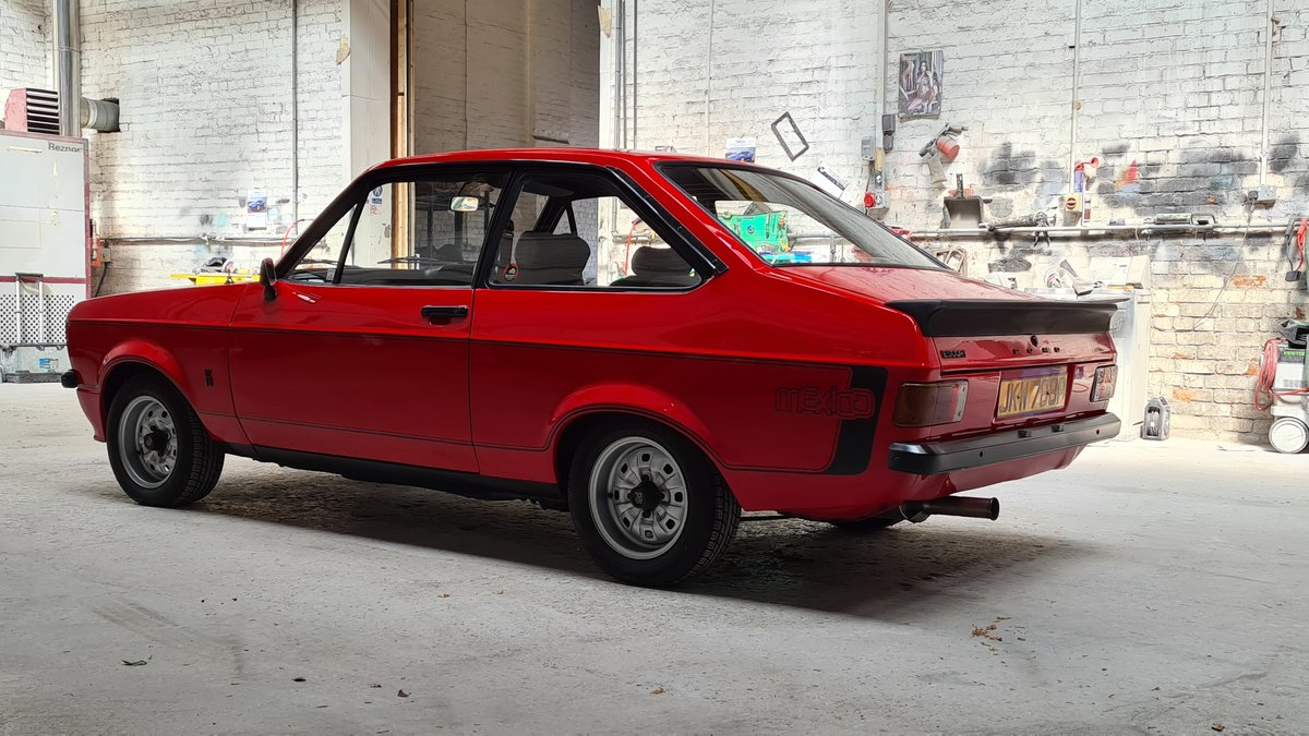 1975 Ford Escort Mexico (MK2) Recreation SOLD (picture 5 of 19)