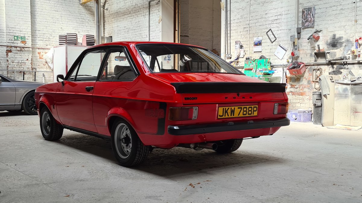 1975 Ford Escort Mexico (MK2) Recreation SOLD (picture 6 of 19)