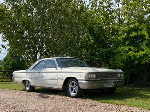 1963 Ford Galaxie 500 Two-Door Fastback