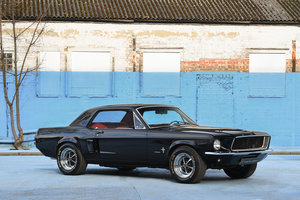 1967  Ford Mustang V8 Notchback