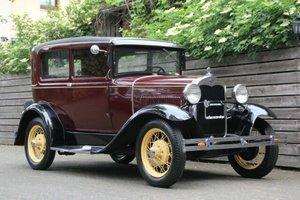 Ford Model A Tudor, 1930 SOLD