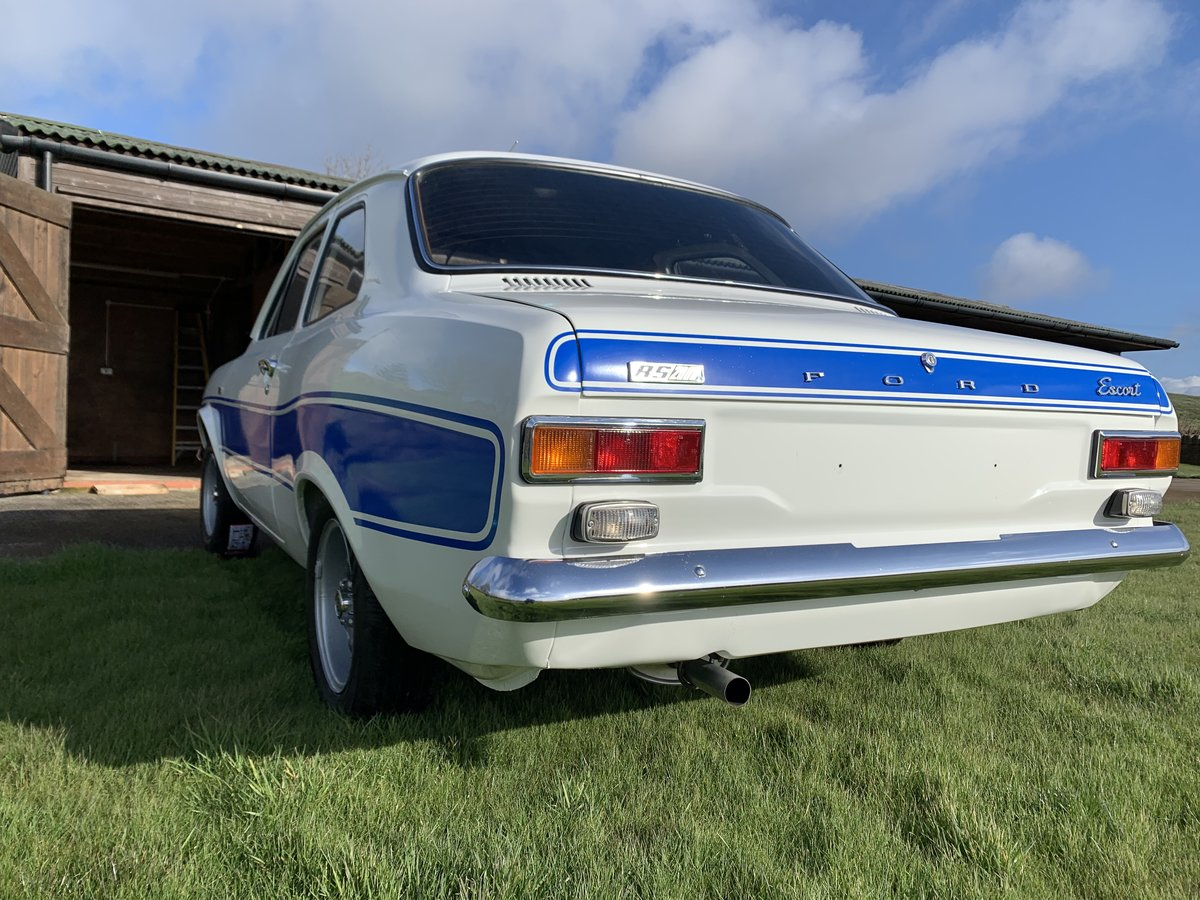 1974 Ford escort mk1 rs2000 For Sale (picture 3 of 6)