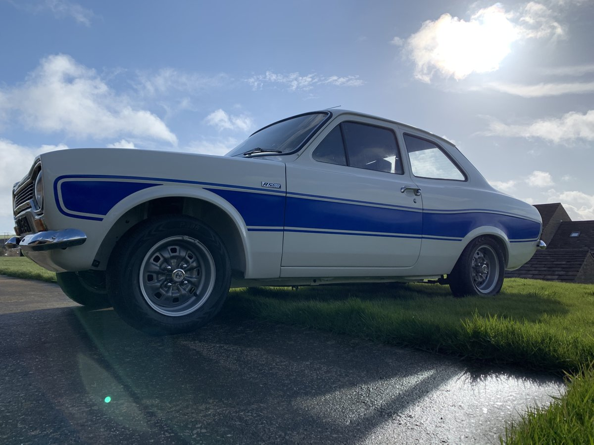 1974 Ford escort mk1 rs2000 For Sale (picture 2 of 6)