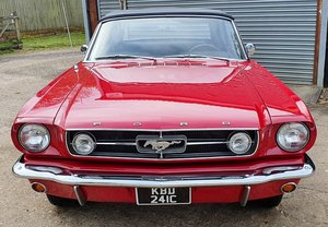 Picture of Absolutely Immaculate 1965 Ford Mustang 289 V8 Convertible SOLD
