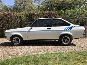 Ford Escort Harrier Ltd Edition one of only 1000