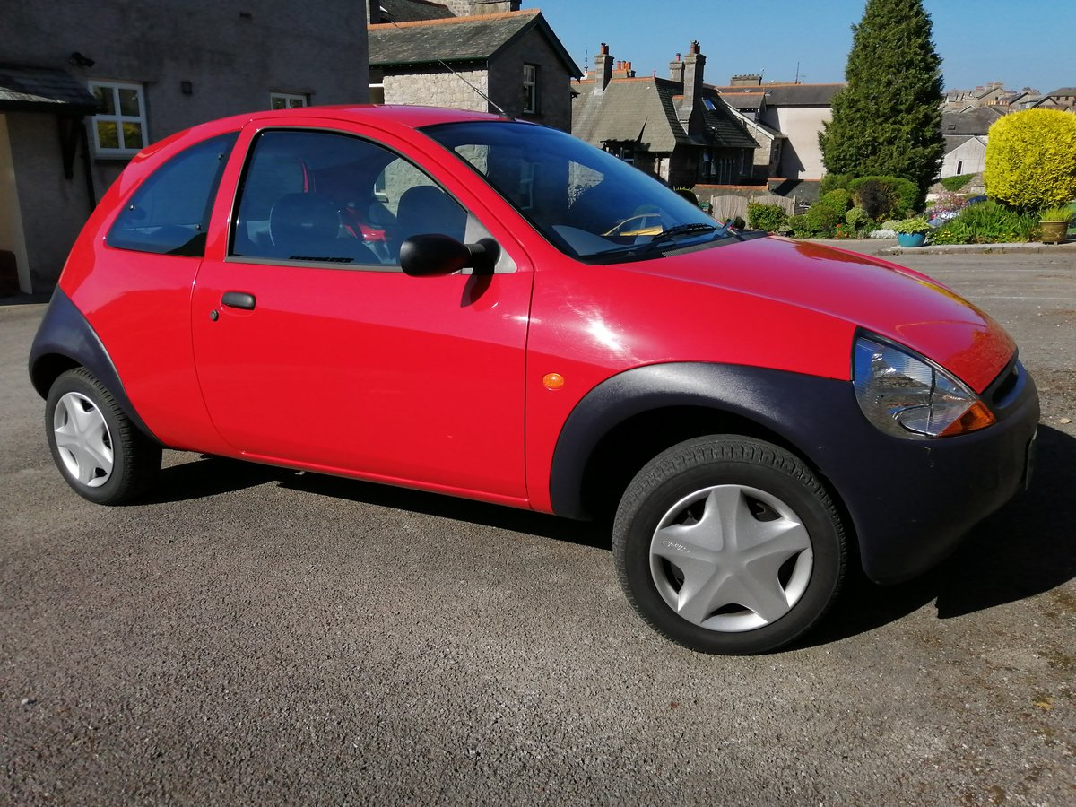 1998 Ford ka 11960 miles For Sale (picture 1 of 6)
