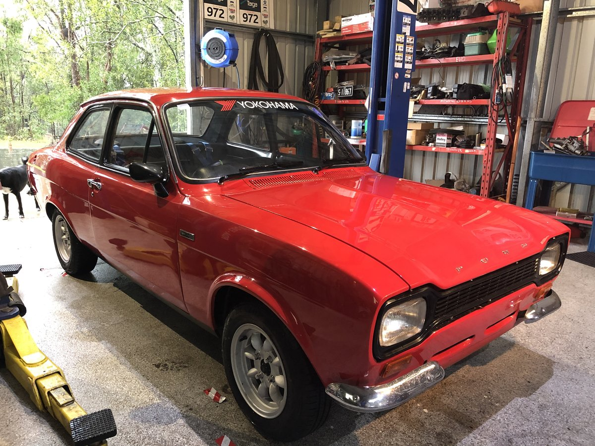 1971 Ford Lotus Escort Twin Cam For Sale (picture 1 of 6)