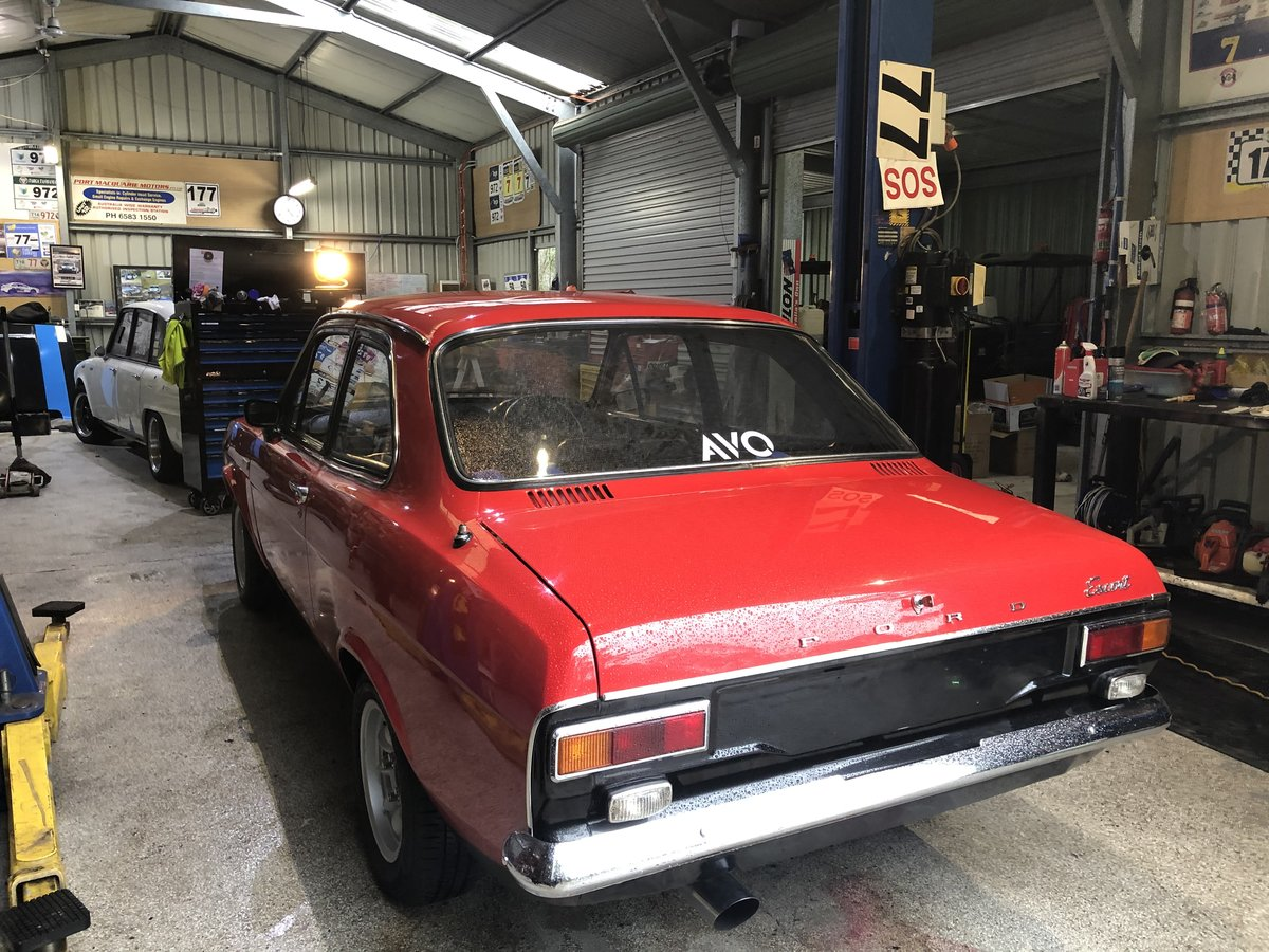 1971 Ford Lotus Escort Twin Cam For Sale (picture 2 of 6)