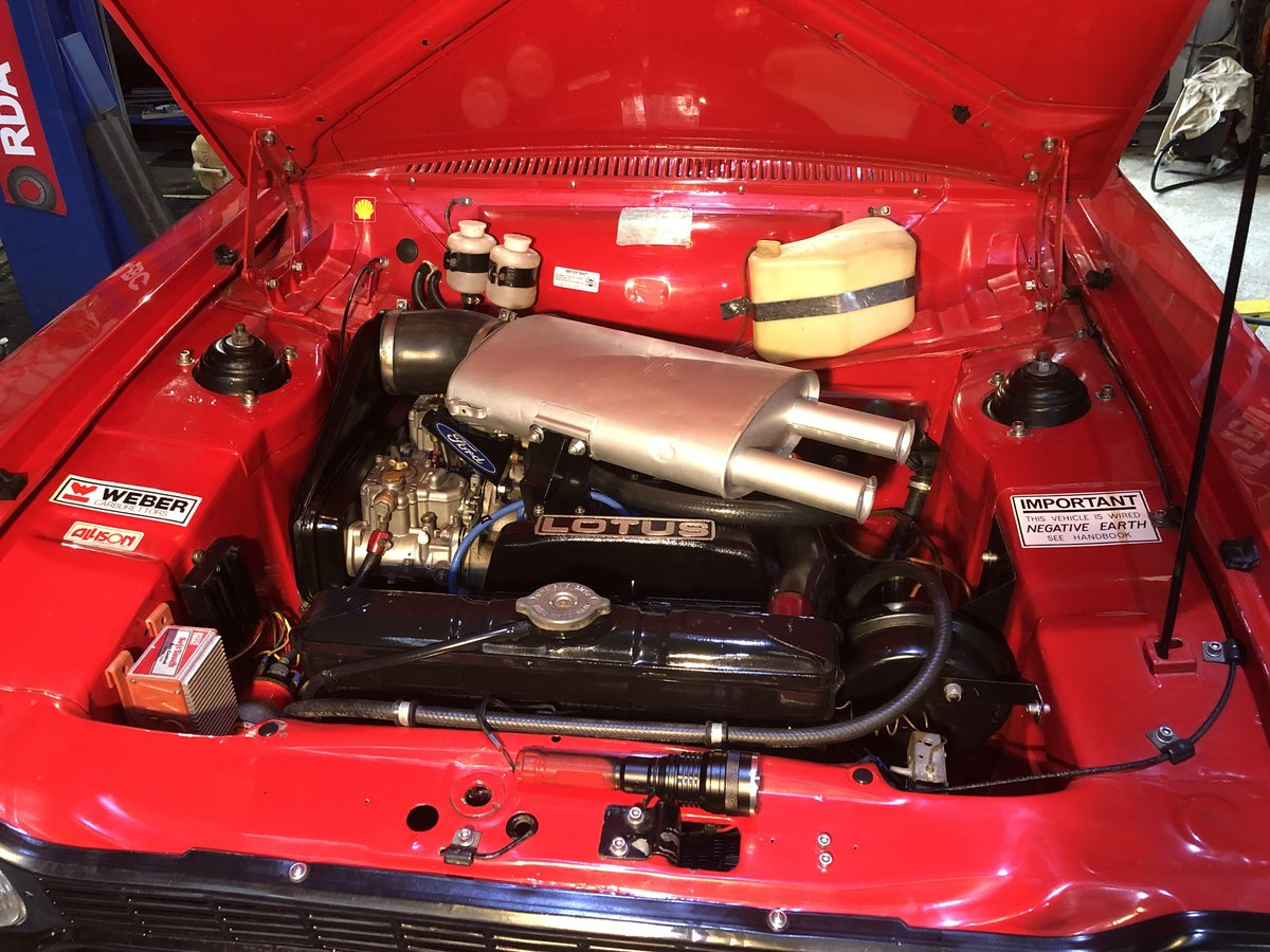 1971 Ford Lotus Escort Twin Cam For Sale (picture 4 of 6)