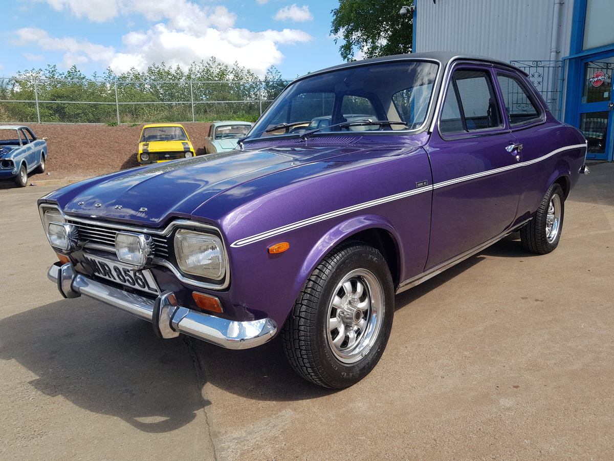 1973 Ford Escort 1300E - 37000 Miles For Sale (picture 1 of 6)