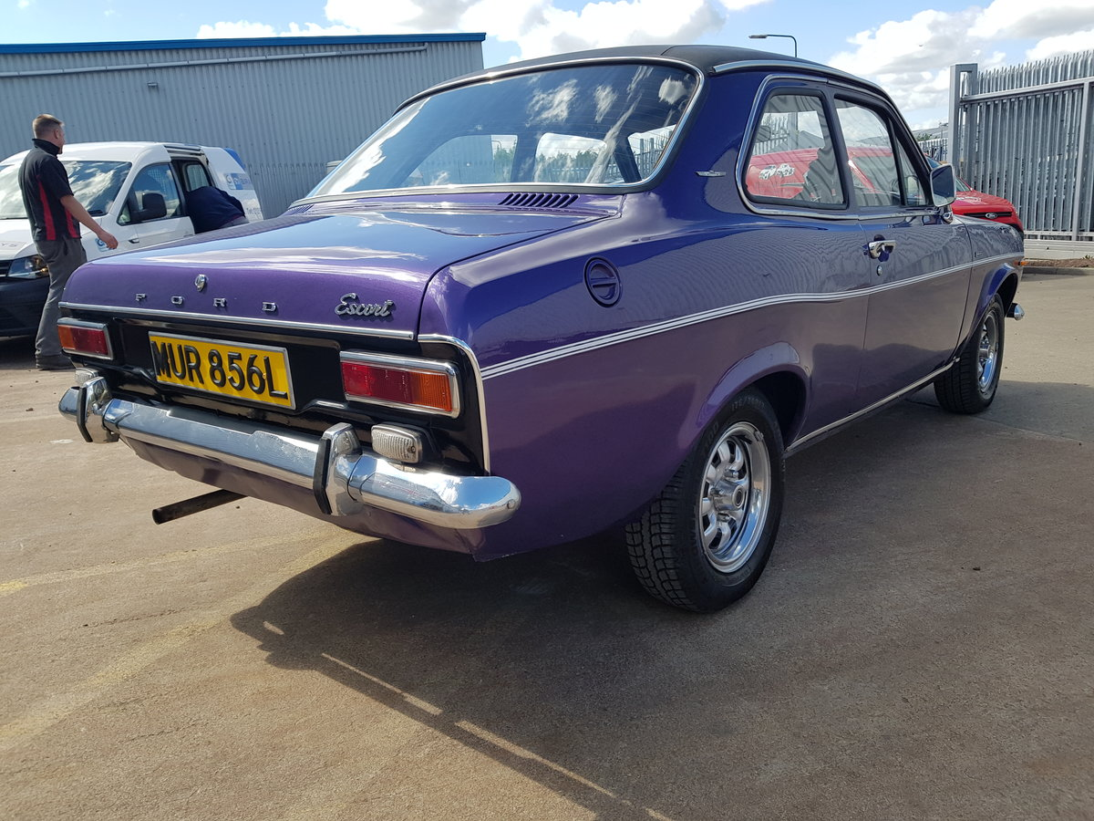 1973 Ford Escort 1300E - 37000 Miles For Sale (picture 4 of 6)