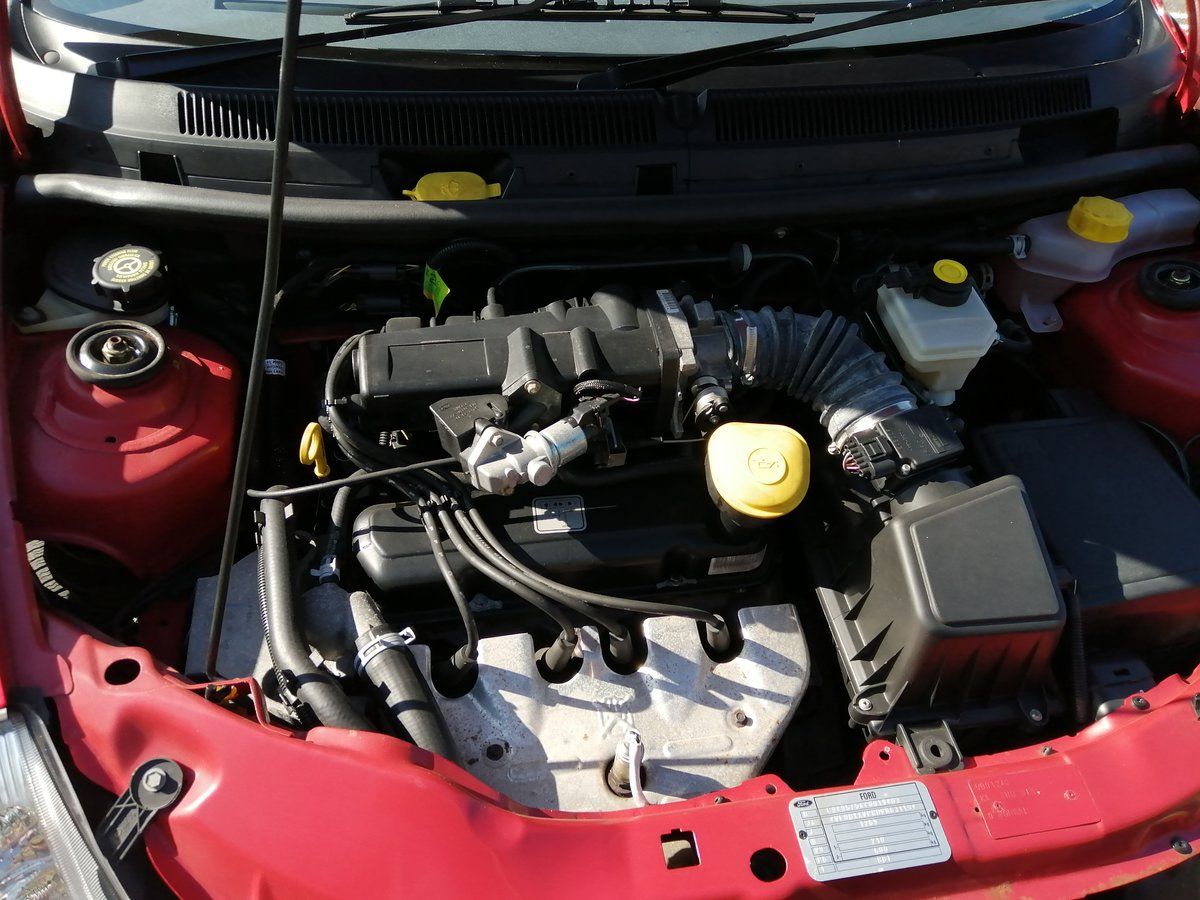 1998 Ford ka 11960 miles For Sale (picture 5 of 6)