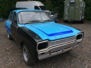 1974 Ford MK1 ESCORT 1.3 MANUAL (STARTS AND DRIVES)