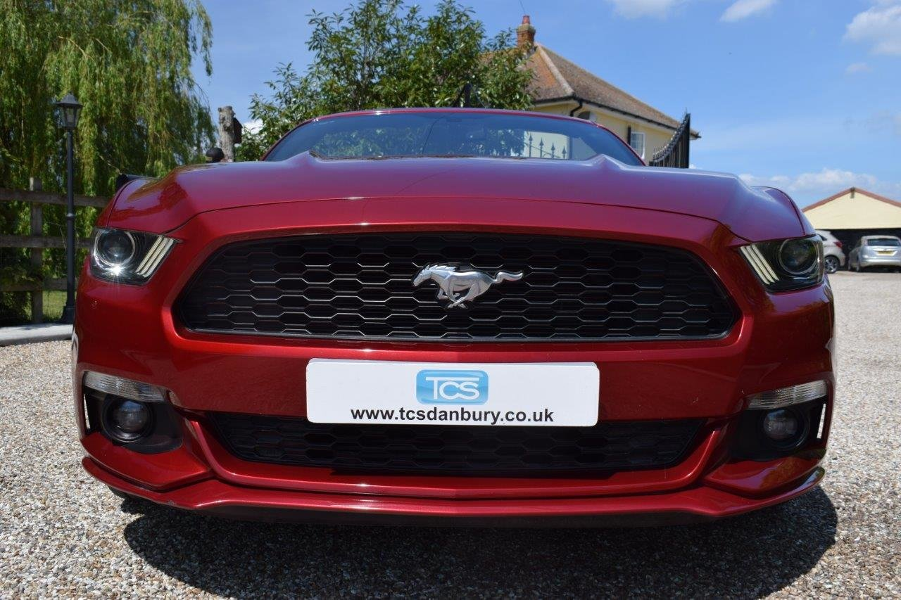 2017 Ford Mustang Premium Convertible Automatic EcoBoost For Sale (picture 4 of 6)