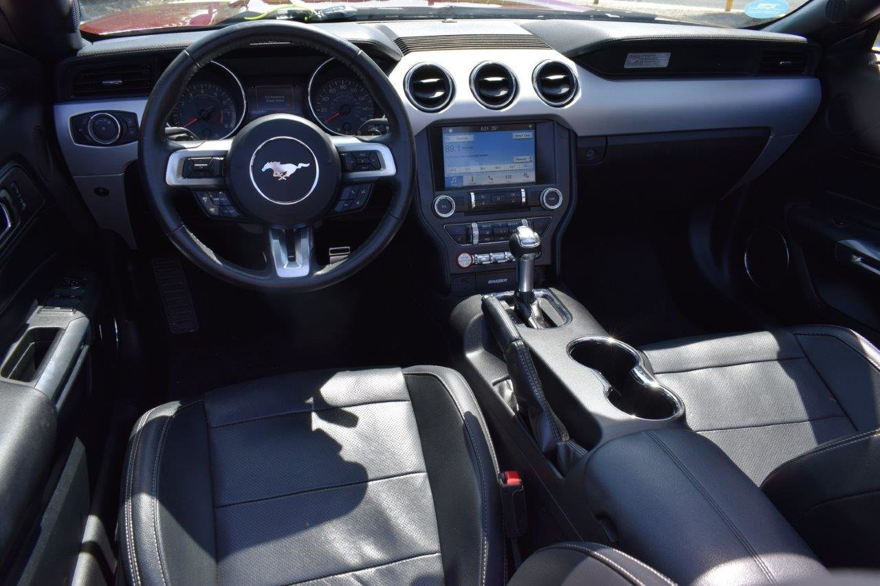 2017 Ford Mustang Premium Convertible Automatic EcoBoost For Sale (picture 6 of 6)