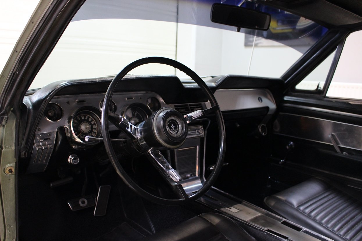 1967 Ford Mustang S-Code 390 GTA   Factory GT Car  For Sale (picture 7 of 10)